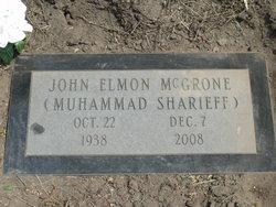 John Elmon Mcgrone