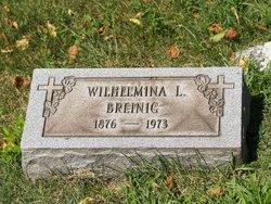Wilhelmina Nana <i>Lattien</i> Breinig