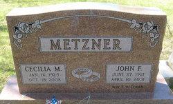 John F. Metzner
