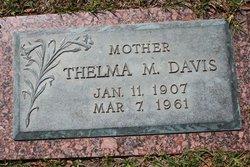 Thelma Magdalene <i>Miller</i> Davis