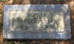 Rosa <i>Rapp</i> Bucher