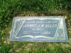 Johnny Jesse Walter Allen
