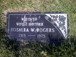 Hazel Rosalea <i>Wright</i> Rogers