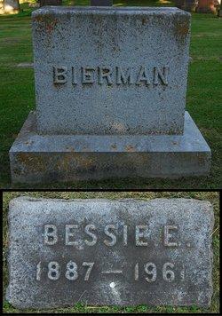 Bessie Edna <i>Parker</i> Bierman