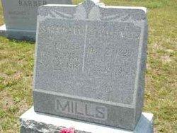 Sarah Ann <i>Cole</i> Mills