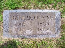 Raymond H King
