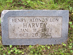 Henry Alonzo Lon Harvey