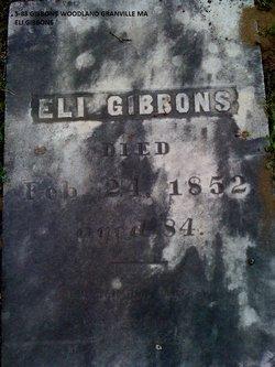 Eli Gibbons
