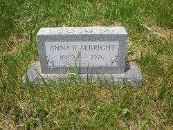 Anna B Albright