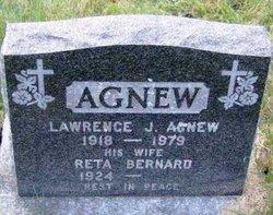 Lawrence J Agnew