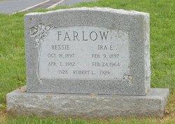 Bessie <i>Wolf</i> Farlow