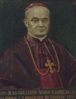 Archbishop Guillermo Rojas y Arrieta