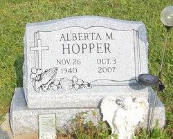 Alberta M Hopper