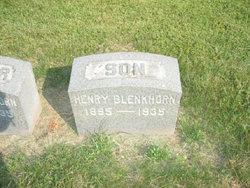 Henry Blenkhorn