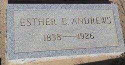 Esther E. Andrews