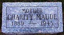 Charity Maude <i>Hayes</i> Carpenter