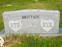 Esta Lee Brittain