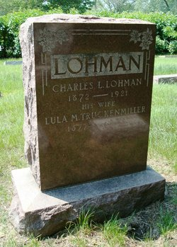 Lula Maude Mammie <i>Truckenmiller</i> Lohman