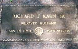 Richard J. Karn, Sr