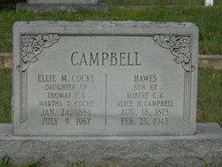 Ellie M <i>Cocke</i> Campbell