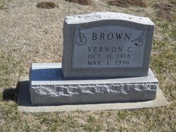 Vernon Clarence Brown