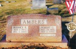 Bernice <i>Beidler</i> Ambers
