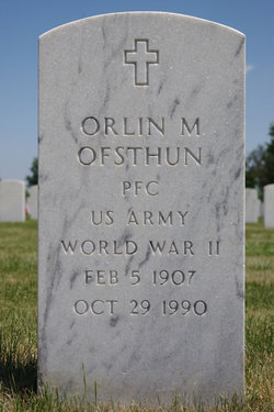 Orlin M Ofsthun