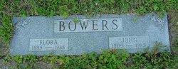 Flora E Flo <i>Myers</i> Bowers
