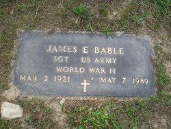 James E Bable