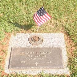 Grady L Clary
