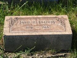 John Henry Papa Breinig