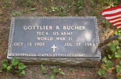 Gottlieb R Bucher