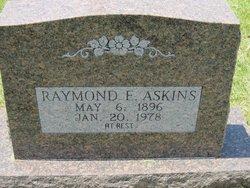 Raymond E Askins
