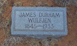 James Durham Wulfjen