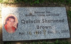 Quintin Sherwood Brown