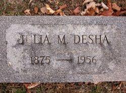 Julia M. Desha