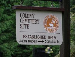 Bishop Hill Cemetery