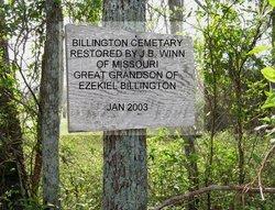 Billington Cemetery