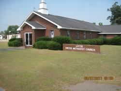 Lottie United Methodist Church Cemetery