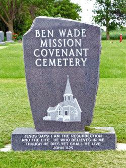 Ben Wade Cemetery