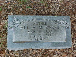 Hulda Mary <i>Breiten</i> Weber