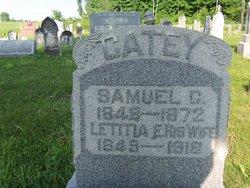 Samuel C Catey