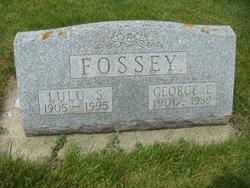 Lulu Selena <i>Jacobson</i> Fossey