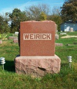 Mary <i>Herbold</i> Weirick