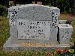 Thomas F. Tom Akers