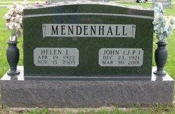 John Pershing [JP] Mendenhall