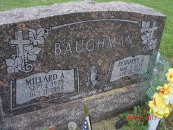 Dorothy Alice <i>Rogers</i> Baughman