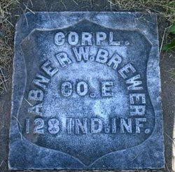 Corp Abner W. Brewer