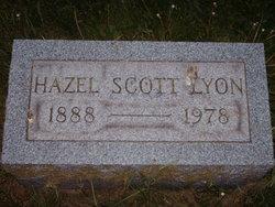 Hazel Scott Lyon