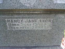 Nancy Jane Lyon